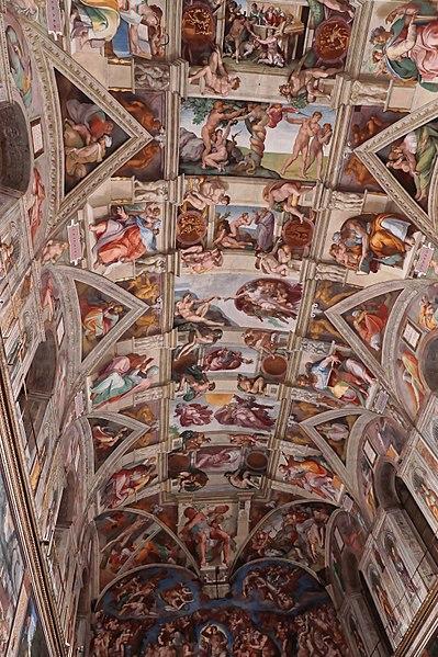 File:SZ Romtour Sixtinische Kapelle 10.jpg