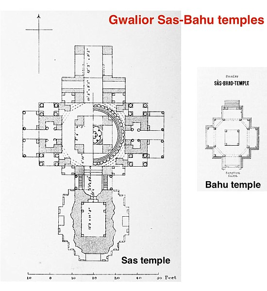 Sahastrabahu Temple Plan