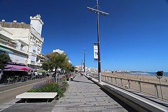 Les Sables-d'Olonne - Image: Sables Olonne plage 1