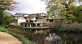 1983 in architecture - Image: Sainsbury Building