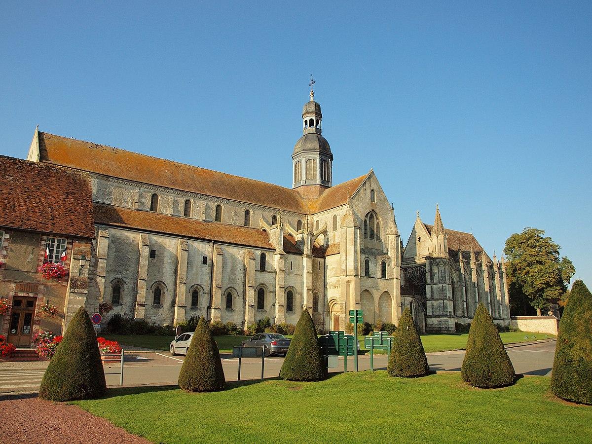 Abbaye Saint-Germer-de-Fly — Wikipédia