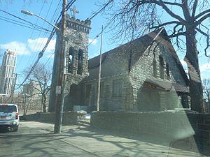 St. Gabriel's Church (New Rochelle, New York) - Image: Saint Gabriel's Catholic Church, New Rochelle, NY