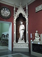 Saint George by Donatello (casting in Pushkin museum) by shakko 01.jpg