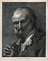Saint Joseph. Line engraving by M. Pitteri after G.B. Piazze Wellcome V0033504.jpg