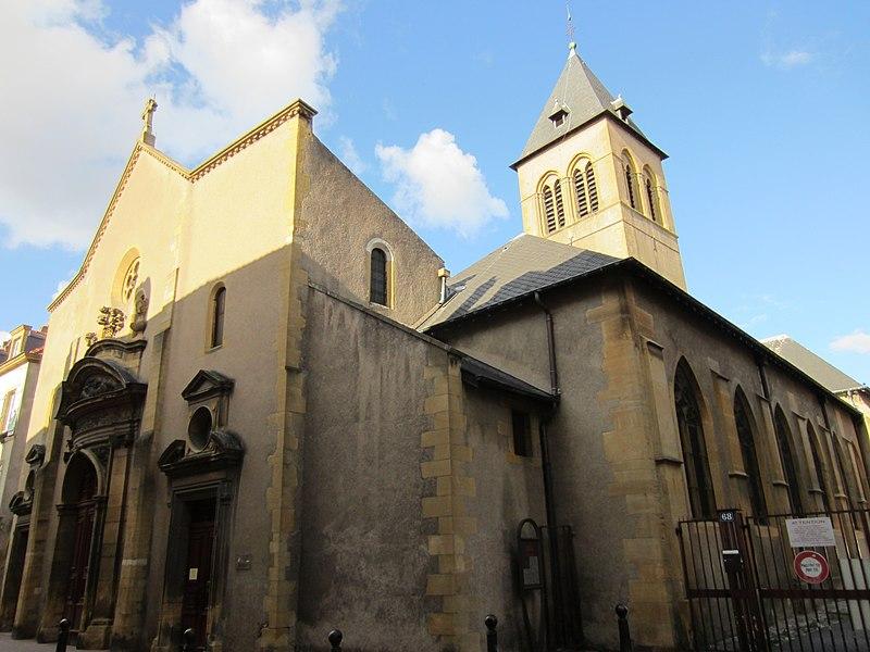 Fichier:Saint Maximin Metz 3.jpg