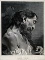 Saint Simon. Line engraving by M. Pitteri after G.B. Piazzet Wellcome V0032982.jpg