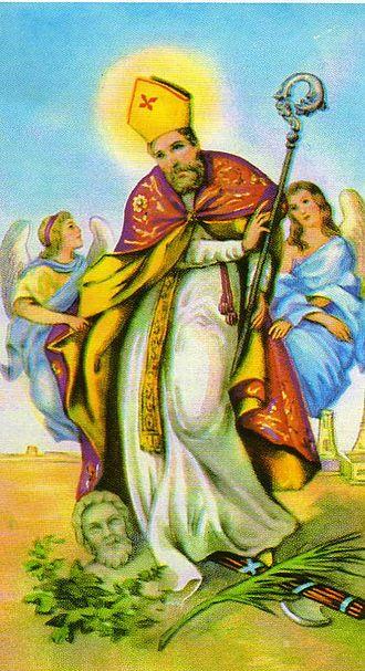 Orontius of Lecce - Image: Saint oronzo