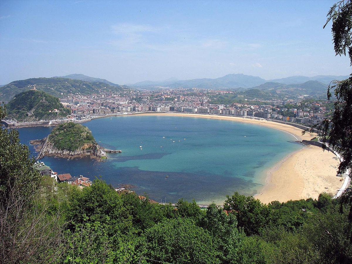 Donostia San Sebastian Wikipedia