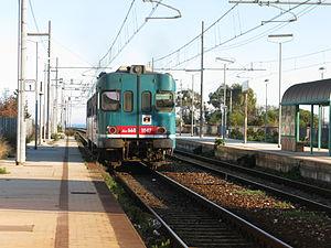 Saline di Reggio train station - Province of Reggio Calabria, Italy - 25 Feb. 2012 - (14).jpg