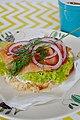 Salmon sandwich2 (16758411349).jpg