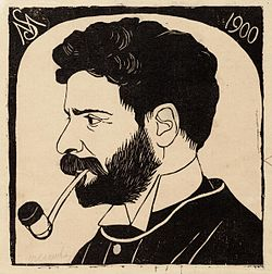 Samuel Jessurun de Mesquita - self-portrait dated 1900.jpg