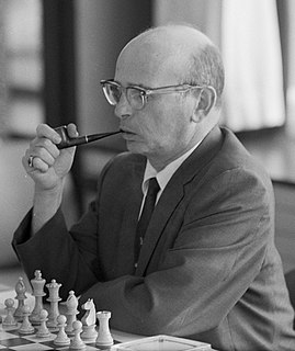 Samuel Reshevsky American chess player