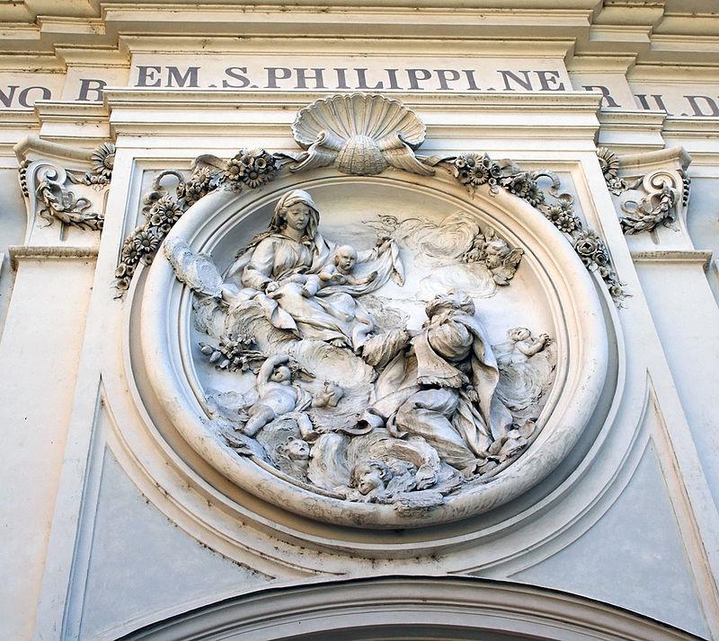 San Filippo Neri in Via Giulia (altorilievo).jpg