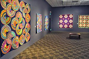 San Jose Museum of Quilts & Textiles - Image: San Jose Museum of Quilts & Textiles