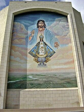San Juan, Texas - Image: San Juan shrine