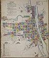 Sanborn Fire Insurance Map from Albany, Albany County, New York. LOC sanborn05725 001-1.jpg