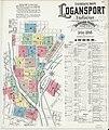 Sanborn Fire Insurance Map from Logansport, Cass County, Indiana. LOC sanborn02399 003-1.jpg