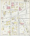 Sanborn Fire Insurance Map from Muncie, Delaware County, Indiana. LOC sanborn02433 004-5.jpg