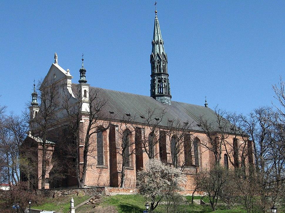 Sandomierz Katedra1