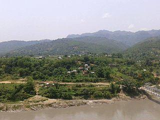 Sankhar Village development committee in Gandaki Pradesh, Nepal