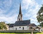 Sankt Georgen am Längsee Sankt Martin Filialkirche hl. Martin 12092018 4638.jpg