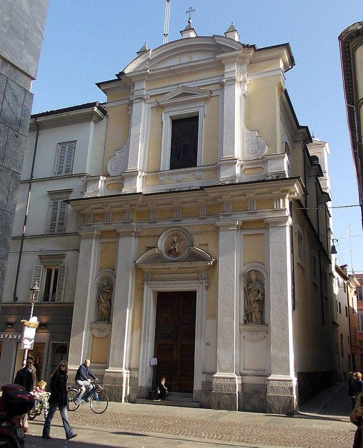 Santa Lucia, Parma