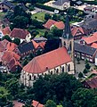 Sassenberg, Füchtorf, St.-Mariä-Himmelfahrt-Kirche -- 2014 -- 8570 -- Ausschnitt.jpg