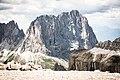 Sassolungo visto dalla cima del Sass Pordoi.jpg
