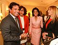 Satawake, First Lady Candida Montilla de Medina, and Campos.jpg