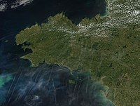 Satellite picture of Brittany - NASA, 2002.jpg