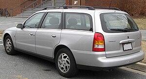 Saturn L-Series - 2000–2002 wagon