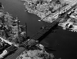 Saugatuck River Bridge, Saugatuck (Fairfield County, Connecticut).jpg