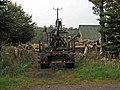 Sawmill at Milton, Straiton - geograph.org.uk - 264616.jpg