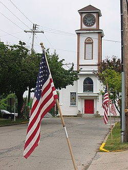 Saxonburg Memorial Church