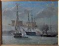 Scene af slaget ved Eckernförde 1849.jpg