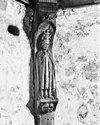 schalkbeeldje in koor - delft - 20049980 - rce