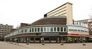 Schaubühne Theatre in the Wilmersdorf district of Berlin, Germany