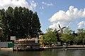 Schiedam - Molen De Kameel in aanbouw - 29 aug 2009.jpg
