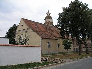 Štítary Městys in South Moravian, Czech Republic