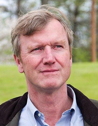 2014 Vermont gubernatorial election - Image: Scott Milne Vermont politician and businessman 2017 05 15 3 (cropped)