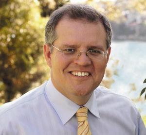 Scott Morrison - Morrison in 2009.