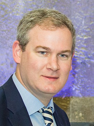 Minister of State at the Department of the Taoiseach - Image: Seán Kyne 2017