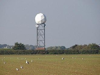 Ingham, Lincolnshire - Radar station