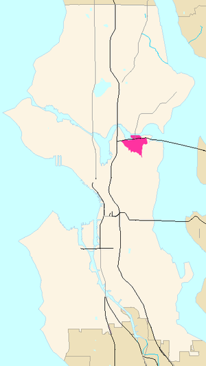 Montlake, Seattle - Montlake