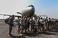 Second flight of JFC-UA service members redeploy 150106-A-YF937-901.jpg