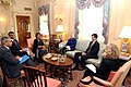 Secretary Clinton Meets With Indian Ambassador Rao (6762165849).jpg