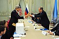 Secretary Kerry Presents Russian Foreign Minister Lavrov With a Giant Pair of Idaho Potatoes (11930009193).jpg