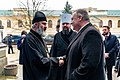 Secretary Pompeo Tours St. Michael's Cathedral in Kyiv (49469815943).jpg