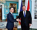 Secretary Pompeo Welcomes Swiss Foreign Minister Cassis to Washington (46967976492).jpg