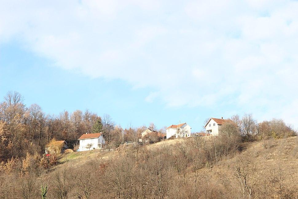 Sedlari - opština Valjevo - zapadna Srbija - panorama 12